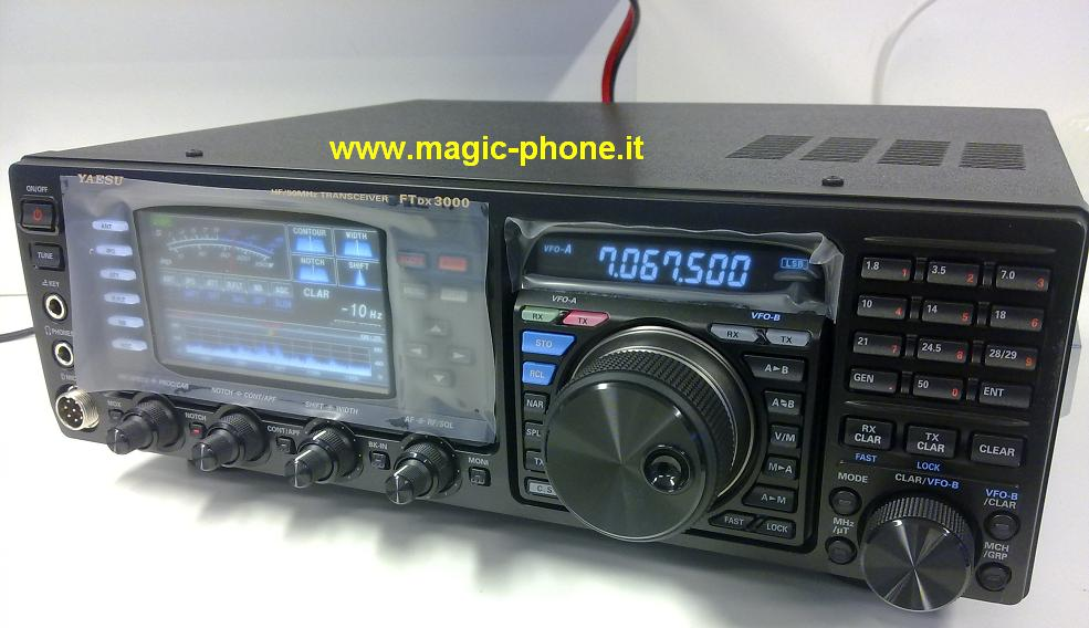 Yaesu ftdx 3000 d magic phone lucca liberi di comunicare for Ft 3000